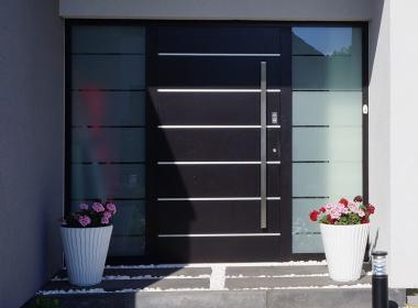 Aluminum doors: Why choose them?