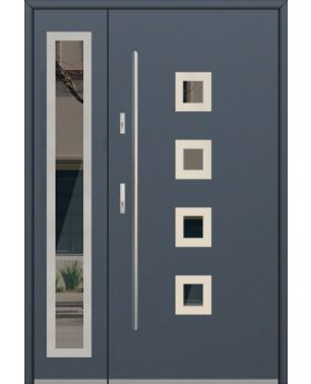 Fargo 19DB - external front door with side panels