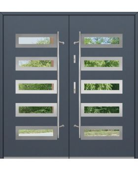 Fargo 20 double - external french door