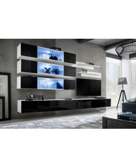 Idea J3 - contemporary entertainment center