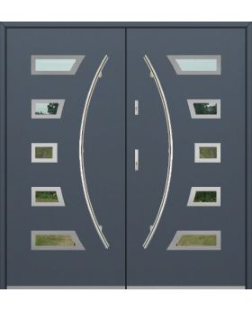 Fargo 23A double - external french door
