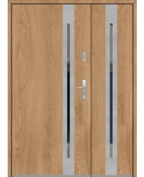 Fargo 25A DB - front door design with side panel