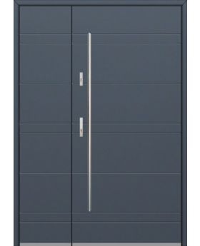 Fargo 26E DB - front door with side panels