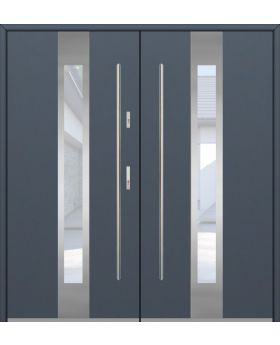 Fargo 30 double - double front doors / french doors