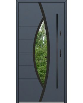 Fargo 31A - single security door