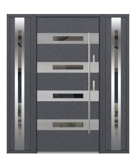 Fargo 35 T - double front door