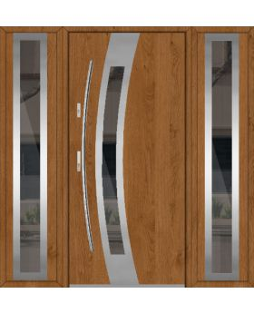 Fargo 38A T - double front entry doors