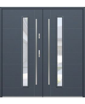 Fargo 42 double - double front doors / french doors