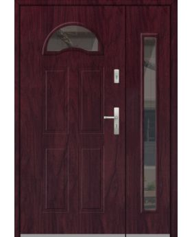 Fargo 4 DB - front doors with side panels