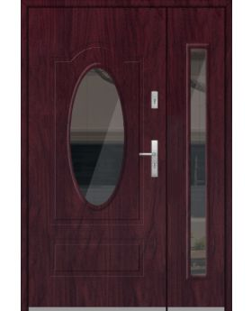 Fargo 8 DB - front doors with side panels