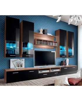 Torino 3 - modern mdf entertainment center