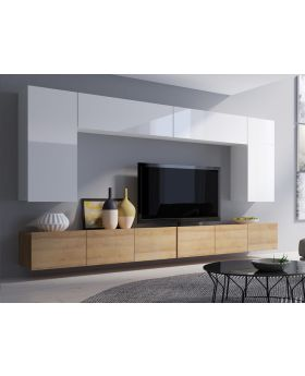 Cela 12 - wall mount tv stand
