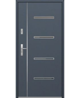 Fargo Fi09B - steel entry door