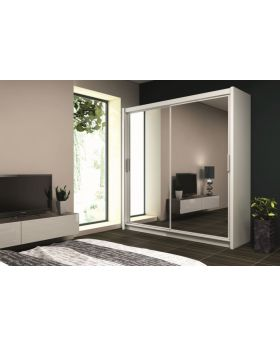 Porth 160 - sliding door wardrobe