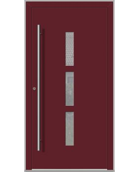 LIM Modus - aluminum front doors for homes