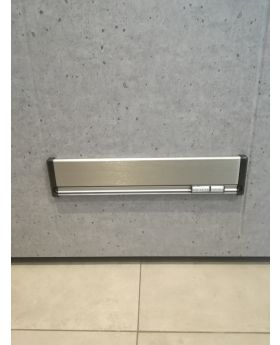 Aluminum Door LetterBox and Hole for Fargo doors