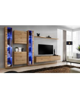 Shift 16 - living room wall units