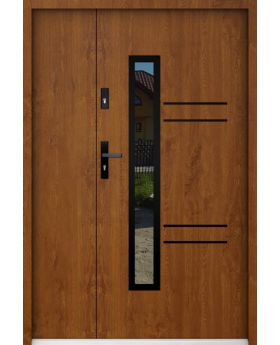 Sta Avila Neo Uno - double front entry door