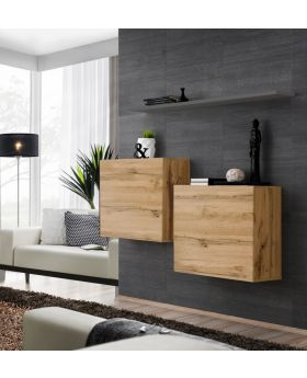 Shift SB I - Floating modern TV cabinet