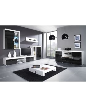 Venice 6 - affordable entertainment center