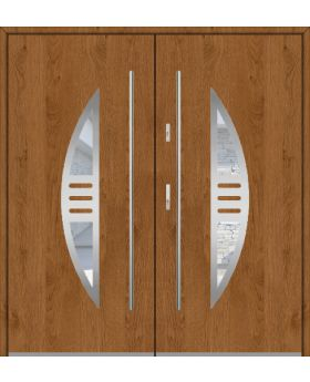 Fargo 24 double - external french door