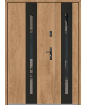Fargo 26A DB - front door with side panels
