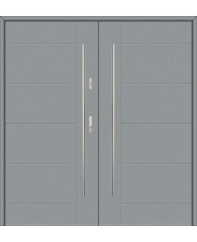 Fargo 26 D double - double front doors / french doors