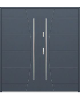 Fargo 26 G double - double front doors / french doors