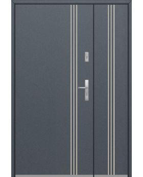 Fargo 32A DB - entrance door with side panel