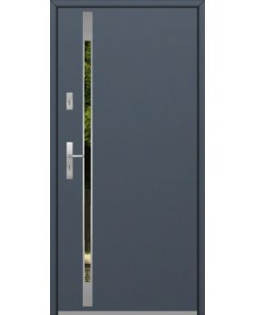Fargo Fi05B - metal entrance door