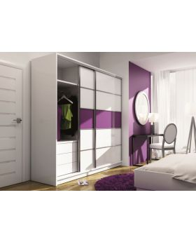 Santana 2 - sliding door armoire