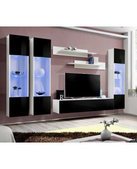Idea d10 - modern entertainment center