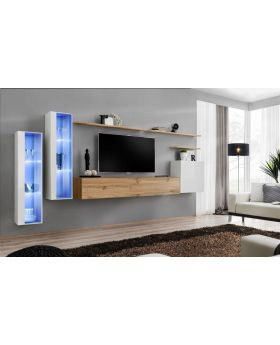 Shift 11- entertainment wall units