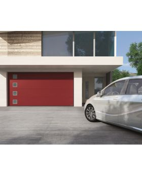 WIS 13 R1 -  garage doors with windows