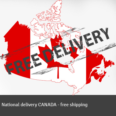 Free delivery to Canada